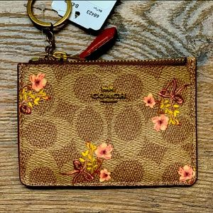 Coach Mini Skinny Id Wallet